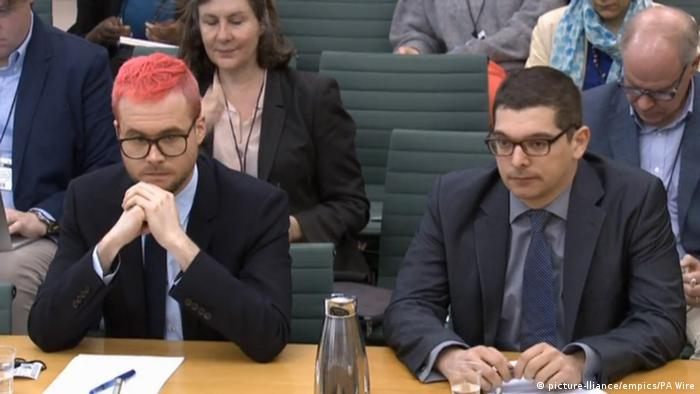 Christopher Wylie (picture-lliance/empics/PA Wire)