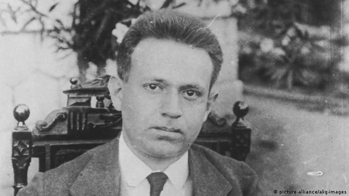 Kurt Tucholsky in Romania in 1918
