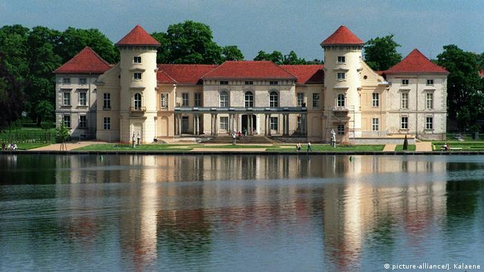 Schloss Rheinsberg (picture-alliance/J. Kalaene)