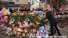 Gedenken in Kemerowo nach Brand in Einkaufszentrum