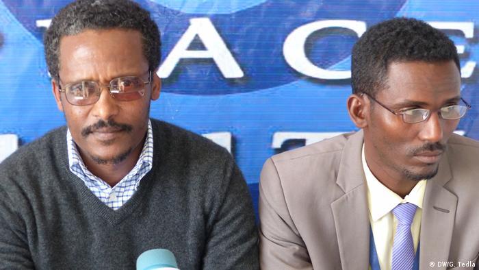 Äthiopien Oppositionspartei