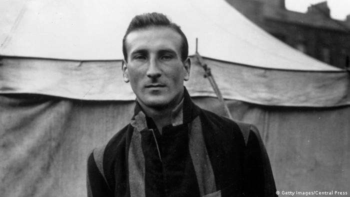 England Douglas Jardine (Getty Images/Central Press)