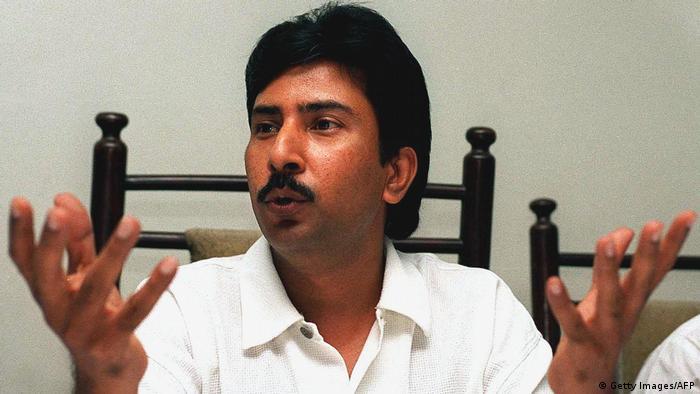 Pakistan Salim Malik 2000 (Getty Images/AFP)