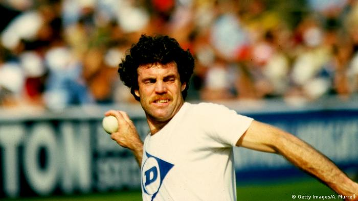 Australien Trevor Chappell 1981 (Getty Images/A. Murrell)