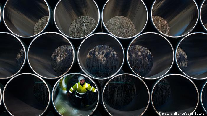 Ostesee-Pipeline Nordstream (picture alliance/dpa/J. Büttner)
