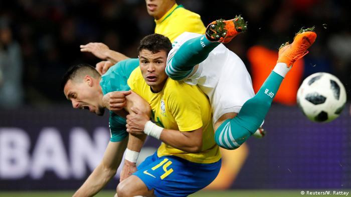 Freundschaftssspiel Deutschland Brasilien Wagner