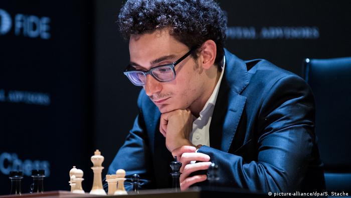 Chess: Fabiano Caruana to challenge Magnus Carlsen   Sports  German ...
