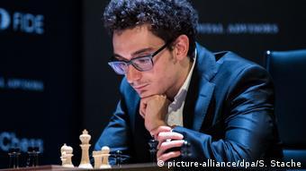 Kandidatenturnier für die Schach-WM Fabiano Caruana