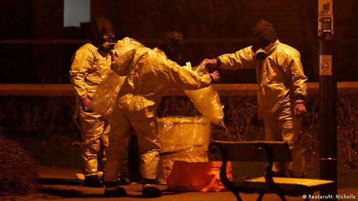 Salisbury Untersuchung Nervengas Anschlag Skripal