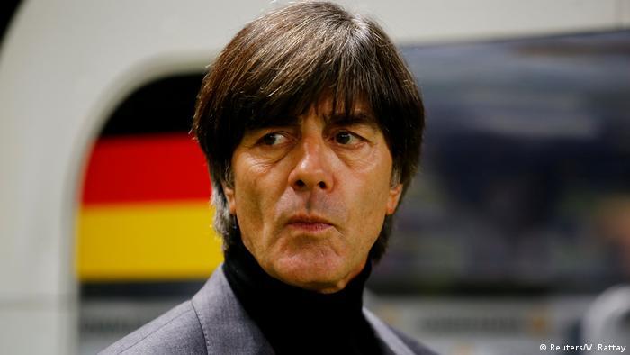 Freundschaftsspiel Deutschland Brasilien Löw