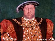 亨利八世画像