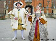 亨利八世与凯瑟琳.帕尔的真人秀
