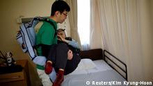 Japan Roboter in der Altenpflege