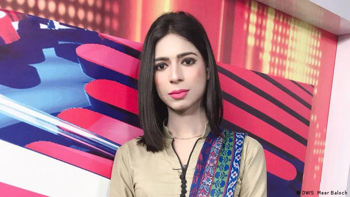 Pakistan′s first transgender anchor: ′I struggled a lot to be