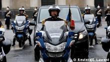 Frankreich Gedenkfeier für den getöteten Polizisten Arnaud Beltrame