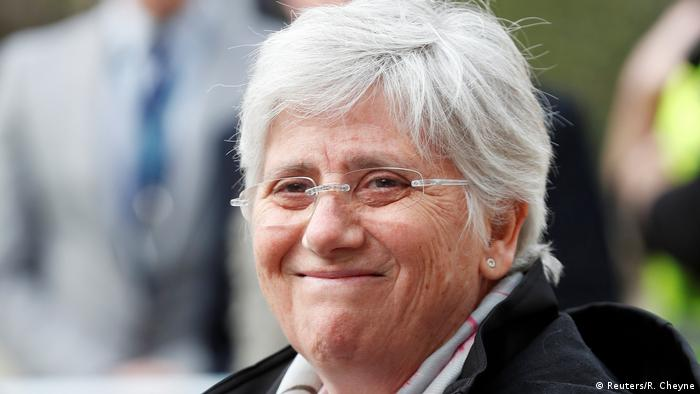 Clara Ponsati (Reuters/R. Cheyne)