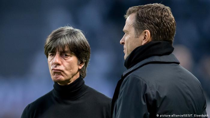 Fußball Länderspiel Deutschland - Brasilien (picture-alliance/GES/T. Eisenhuth)