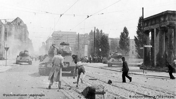 Причины восстания 17 июня 1953 в Берлине были и политическими, и экономическими