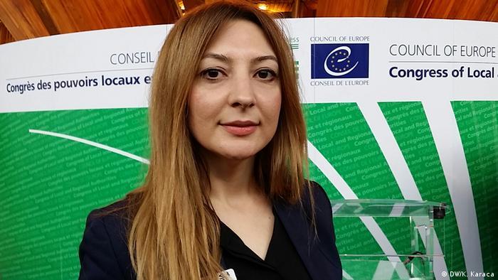 Kurdische Politikerin Leyla Imret