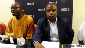 Deproste Muchena - AI Regionaldirektor für Südliches Afrika