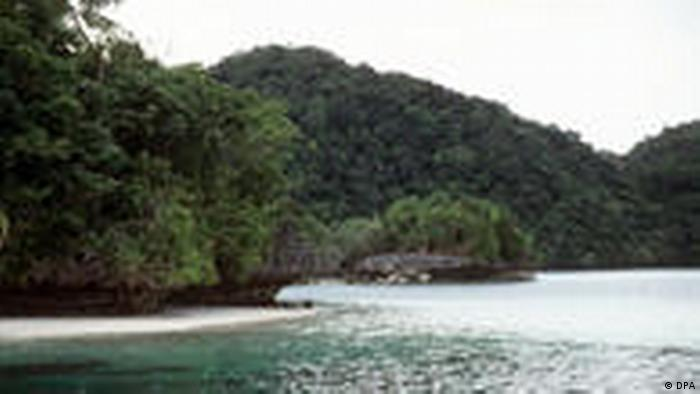 Palau Inseln im Pazifik (DPA)