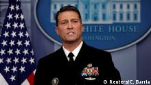 USA Washington Ronny Jackson