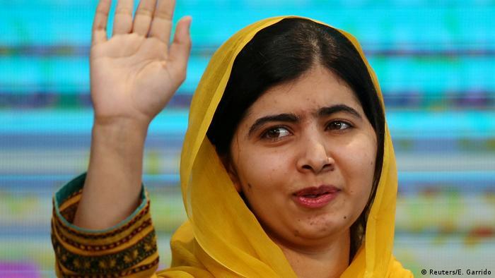 Malala Yousafzai (Reuters/E. Garrido)