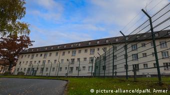 Центр размещения беженцев в баварском Бамберге
