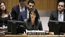 USA Nikki Haley UN-Botschafterin
