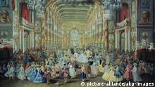 Maskenfest in Bonn 1754 / Rousseau