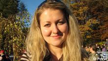 Lehrerporträt Volha aus Weißrussland