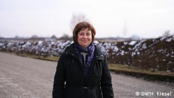 Professor Gabi Dreo-Rodosek of the Bundeswehr University in Munich, Germany