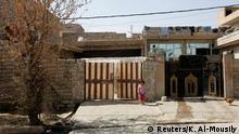 Irak Familien kehren nach Mossul zurück (Reuters/K. Al-Mousily)
