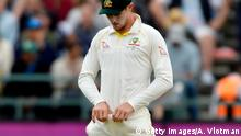 Australien Cricket Cameron Bancroft tampering ball