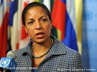 Balozi wa Marekani katika Umoja wa Mataifa, Susan Rice