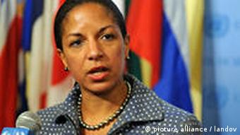 Susan Rice (Foto: picture alliance/landov)