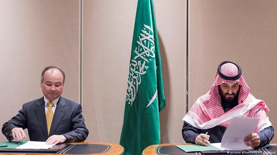Саудовская Аравия заменит нефть солнечными батареями | DW | 30.03.2018
