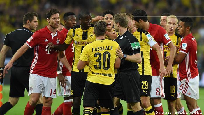 Borussia Dortmund - Bayern München (picture-alliance/dpa/Revierfoto)