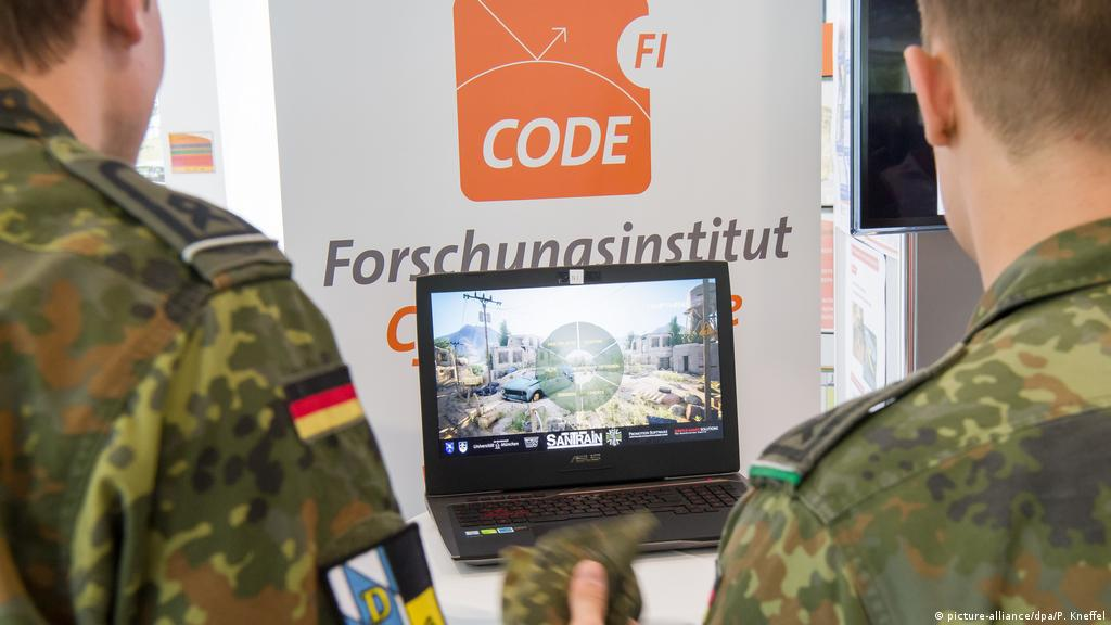 Bundeswehr cybersecurity center trains elite counterhackers