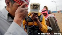 Irak Familien kehren nach Mossul zurück