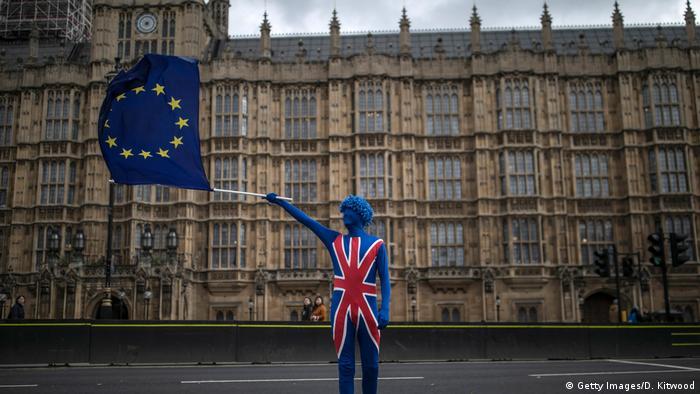 Переговори про вихід Великобританії з ЄС тривають