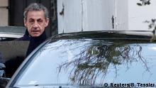 Frankreich Sarkozy