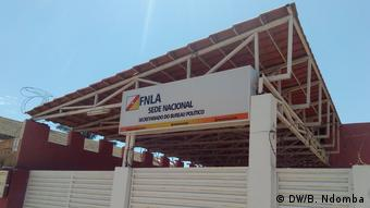 Angola FNLA Hauptsitz