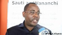 Tansania   Dr. Hassan Abbas