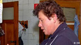 Köchin Christine Jäger aus Mainbernheim (Foto: Birkenstock)