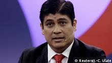 Costa Rica Wahl 2018 | Carlos Alvarado