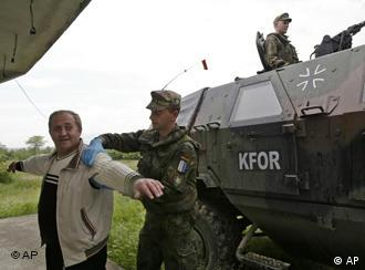 NATO to cut troop levels in Kosovo   Europe  News and