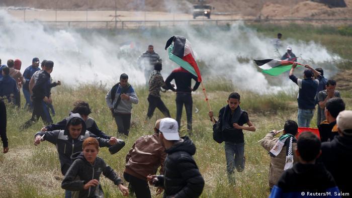 Gazastreifen Marsch der Rückkehr