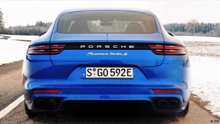 Автомобиль Porsche (фото из архива)