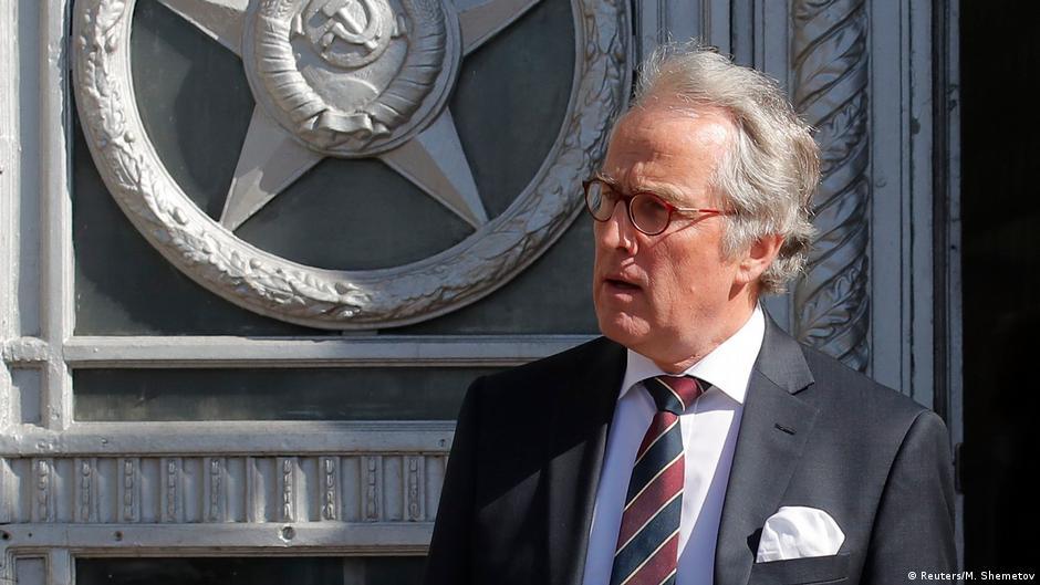 Rusya, Belçika ve Macaristandan birer diplomatı sınırdışı etti